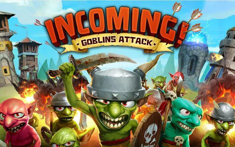 Скачать взломанную версию игры Incoming Goblins Attack TD (обновлено v 1.1.