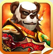 Tải game Panda Heroes