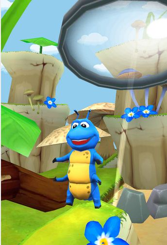 Игра взломанный Turbo Bugs 2 - Survival Run на Андроид представляет собой п