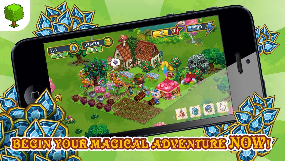 Волшебная Ферма для iPhone, iPad и iPod touch в iTunes App Store.