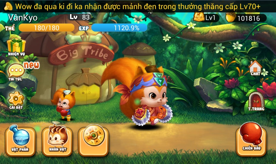 Tải game KungFu Pet