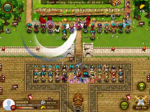 game thu thanh android crack